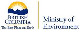 British Columbia Ministry of Environment logo