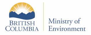 B.C. - Ministry of Environment logo