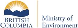 British Columbia -- Ministry of Environment